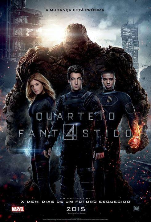 Quarteto Fantástico : Poster