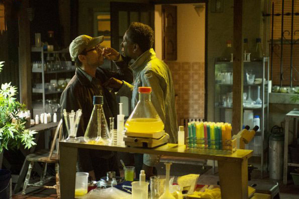 Foto Christian Slater, Ron Cephas Jones
