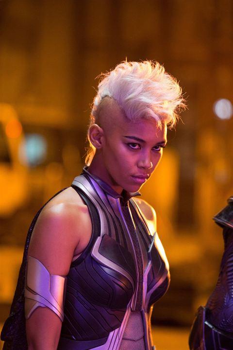 X-Men: Apocalipse : Foto Alexandra Shipp