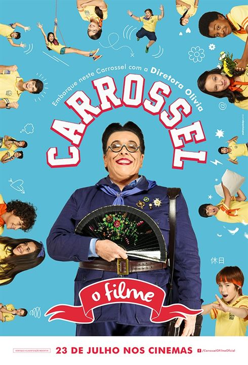 Carrossel - O Filme : Poster