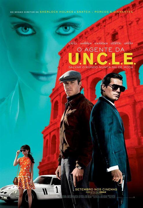 O Agente da U.N.C.L.E. : Poster