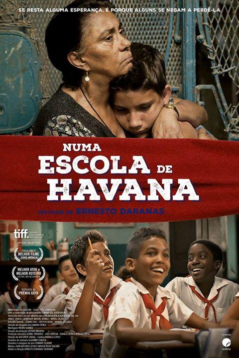 Numa Escola de Havana : Poster