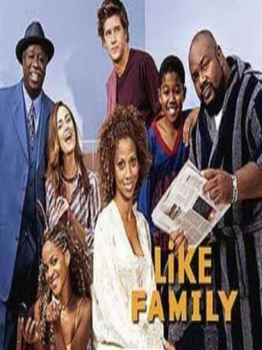 Mais Que Uma Família : Poster