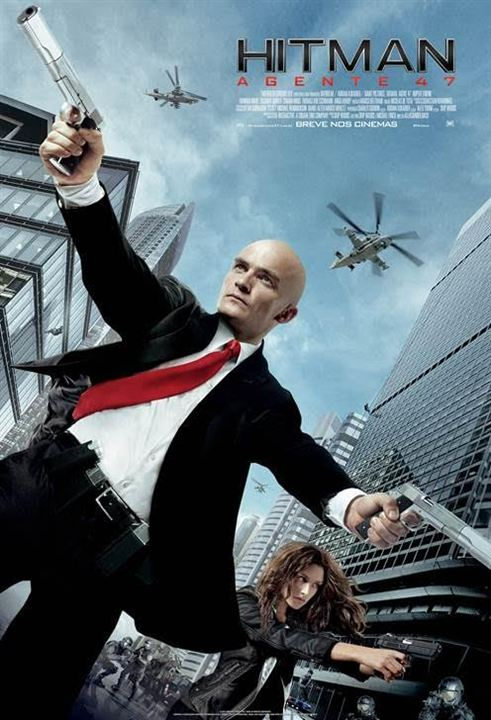 Hitman: Agente 47 : Poster