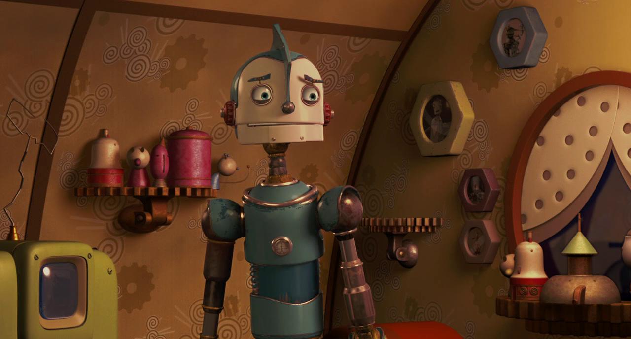 Robôs : Foto