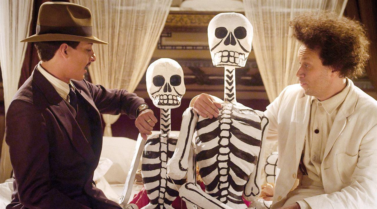 Que Viva Eisenstein! - 10 Dias que Abalaram o México : Foto Elmer Bäck, Luis Alberti