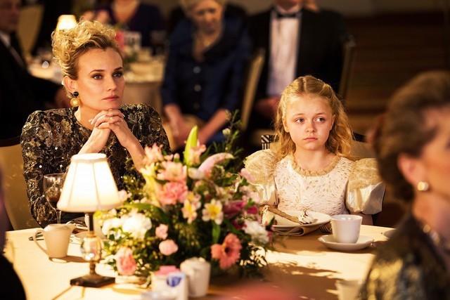 Pais e Filhas : Foto Diane Kruger, Kylie Rogers