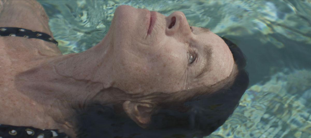 Dólares de Areia: Geraldine Chaplin