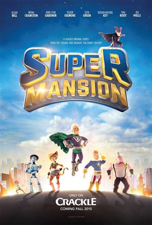 SuperMansion : Poster