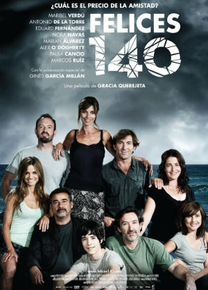 Felices 140 : Poster