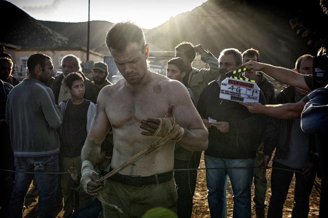 Jason Bourne : Foto Matt Damon