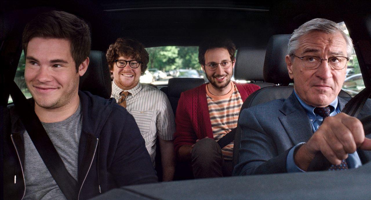 Um Senhor Estagiário : Foto Adam DeVine, Jason Orley, Robert De Niro, Zack Pearlman