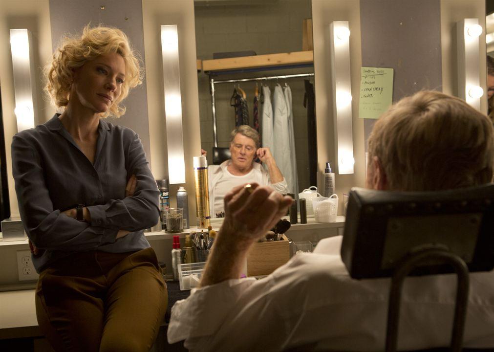 Conspiração e Poder : Foto Cate Blanchett, Robert Redford