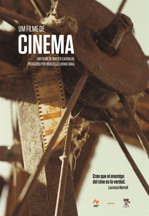 Um Filme de Cinema : Poster
