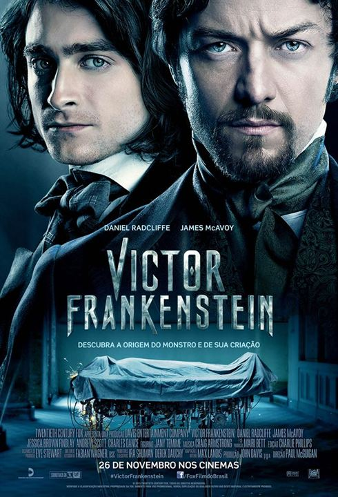Victor Frankenstein : Poster
