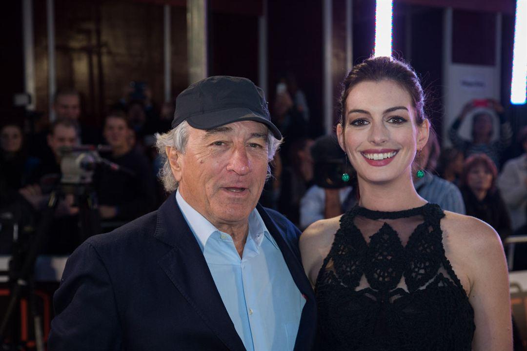 Um Senhor Estagiário : Vignette (magazine) Anne Hathaway, Robert De Niro