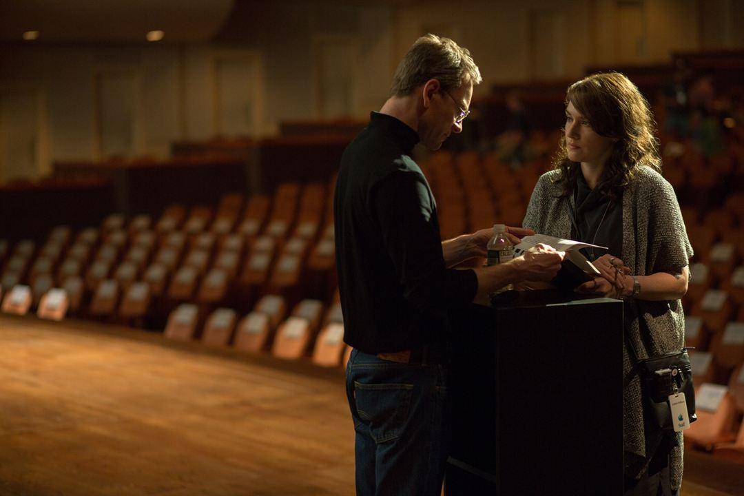 Steve Jobs : Foto Kate Winslet, Michael Fassbender