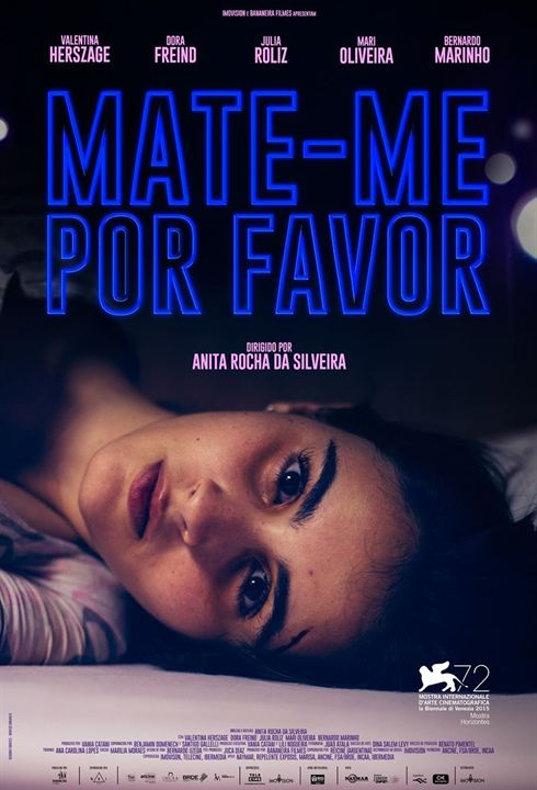 Mate-me Por Favor : Poster