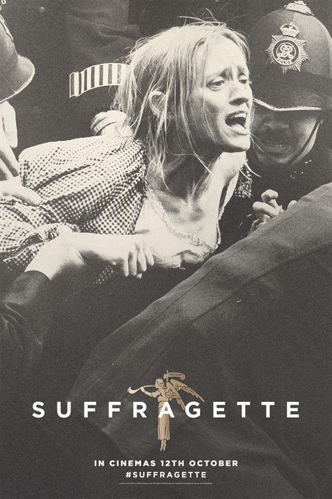 As Sufragistas : Poster