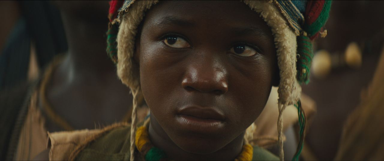 Beasts of No Nation : Foto Abraham Attah