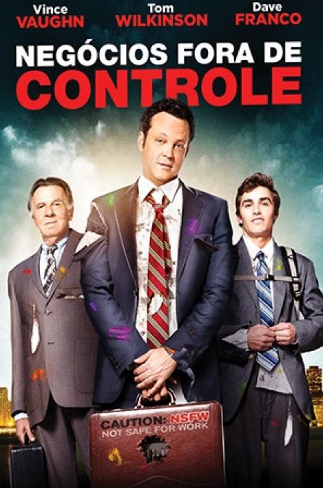 Negócios Fora de Controle : Poster