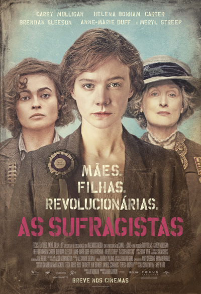 As Sufragistas : Poster