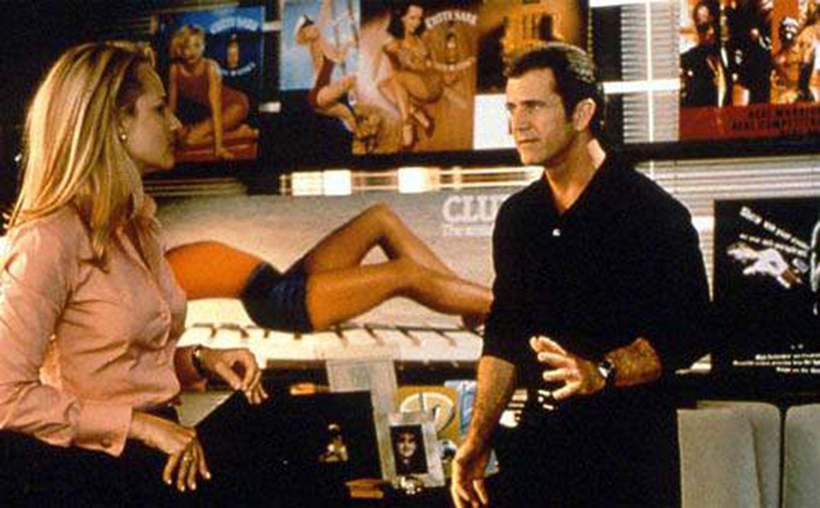 Do Que as Mulheres Gostam: Mel Gibson, Helen Hunt