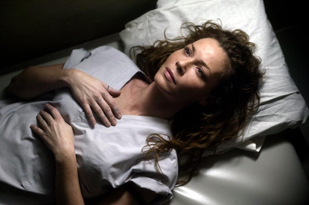Na Linha da Morte : Foto Connie Nielsen