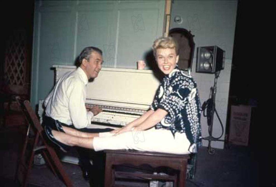 O Homem Que Sabia Demais : Foto Doris Day, James Stewart