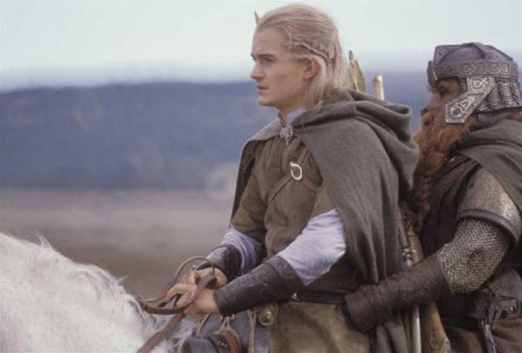 O Senhor dos Anéis - O Retorno do Rei : Foto Orlando Bloom