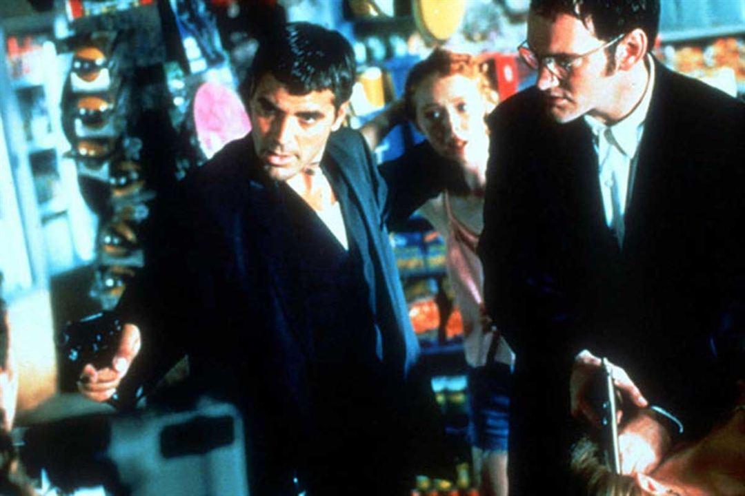 Um Drink no Inferno: George Clooney, Quentin Tarantino