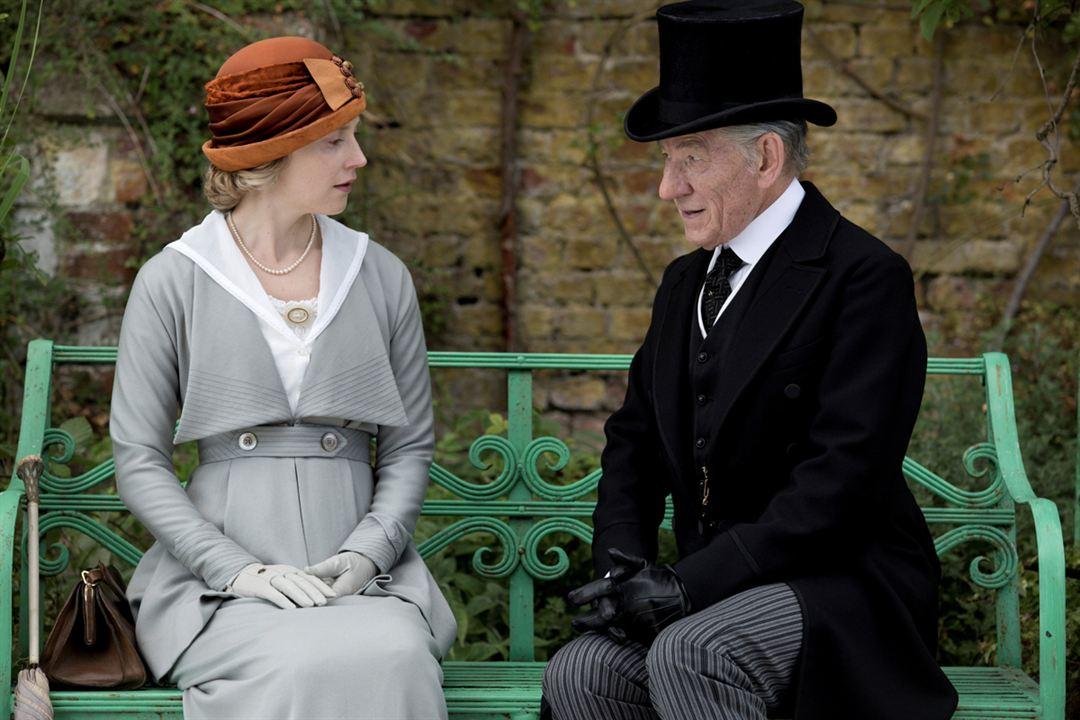 Sr. Sherlock Holmes : Foto Hattie Morahan, Ian McKellen