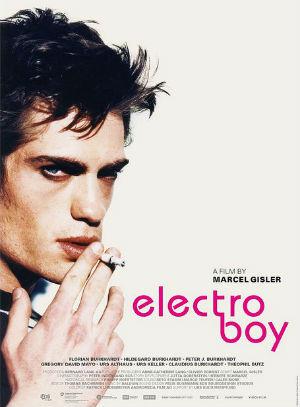 Electroboy : Poster