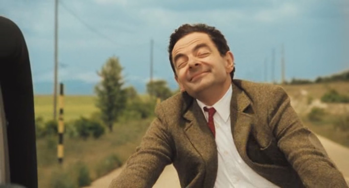 As Férias de Mr. Bean : Foto Rowan Atkinson