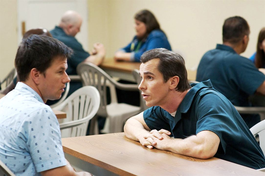 O Vencedor : Foto Christian Bale, Mark Wahlberg
