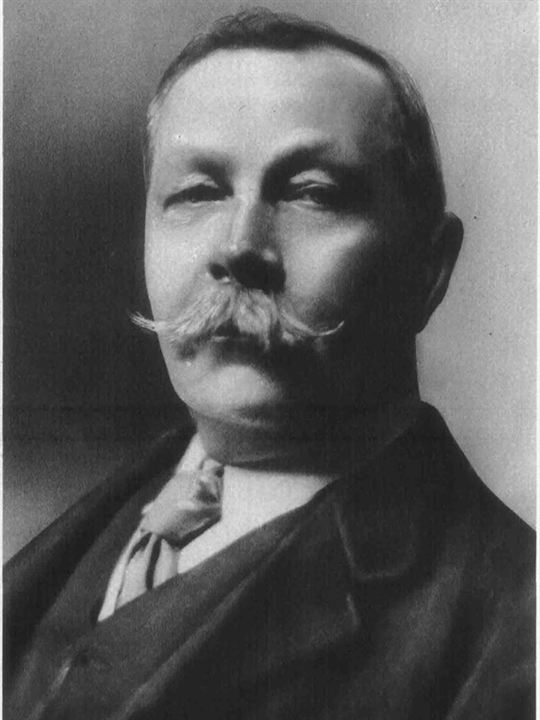 Poster Arthur Conan Doyle