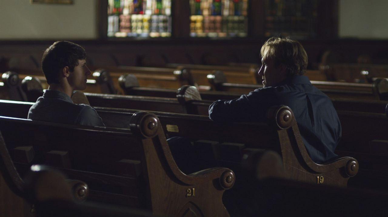 Deus Não Está Morto : Foto David A.R. White, Shane Harper