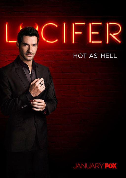 Lucifer : Poster