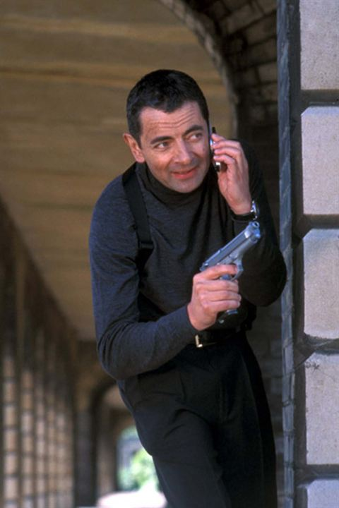 Johnny English : Foto Rowan Atkinson
