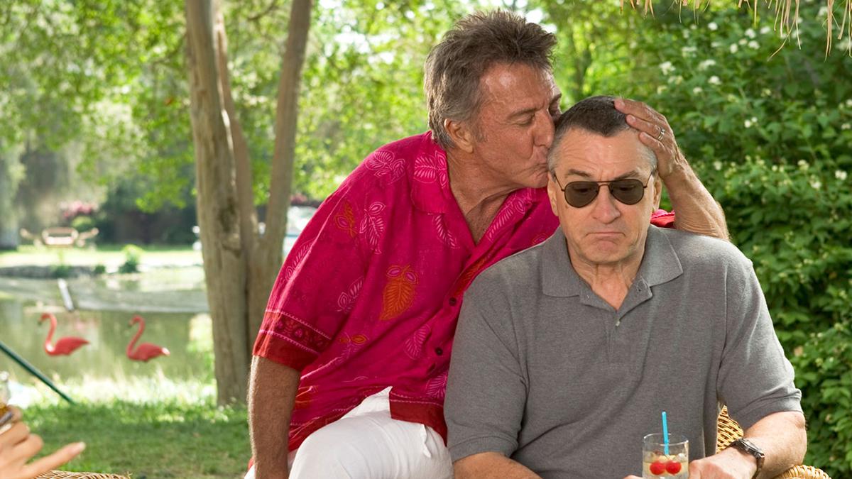 Entrando Numa Fria Maior Ainda : Foto Dustin Hoffman, Robert De Niro