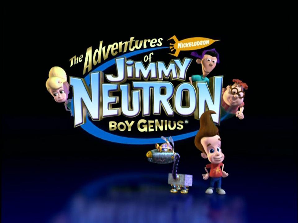 As Aventuras de Jimmy Neutron, o Menino Gênio : Poster