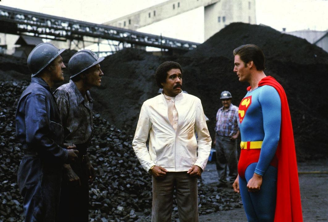 Superman III : Foto