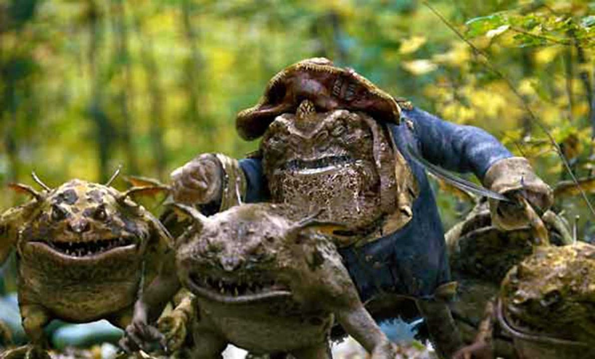 As Crônicas de Spiderwick : Foto