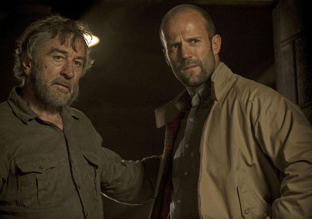 Os Especialistas : Foto Jason Statham, Robert De Niro