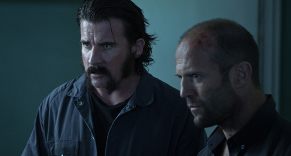 Os Especialistas : Foto Jason Statham
