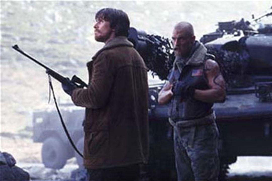 Reino de Fogo : Foto Christian Bale, Matthew McConaughey, Rob Bowman