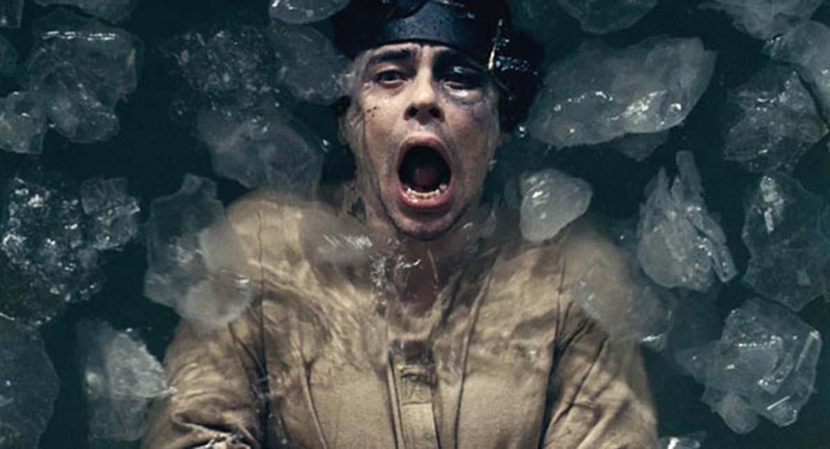 O Lobisomem: Benicio Del Toro