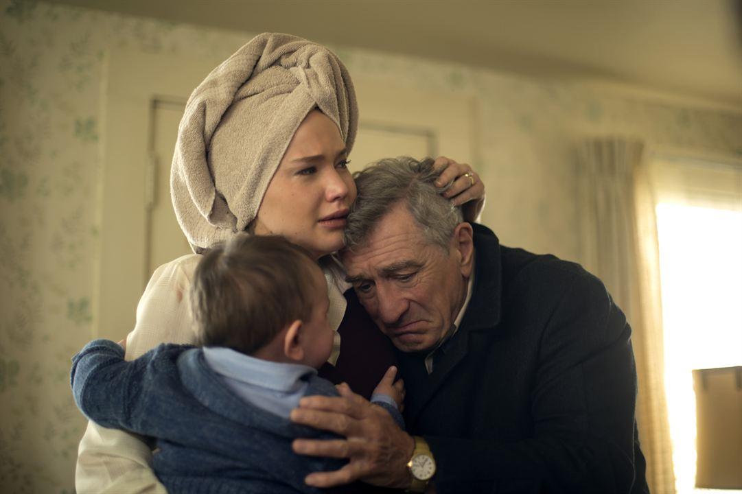 Joy: O Nome do Sucesso : Foto Jennifer Lawrence, Robert De Niro