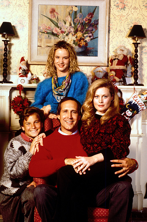 Férias Frustradas de Natal : Foto Beverly D'Angelo, Chevy Chase, Johnny Galecki, Juliette Lewis
