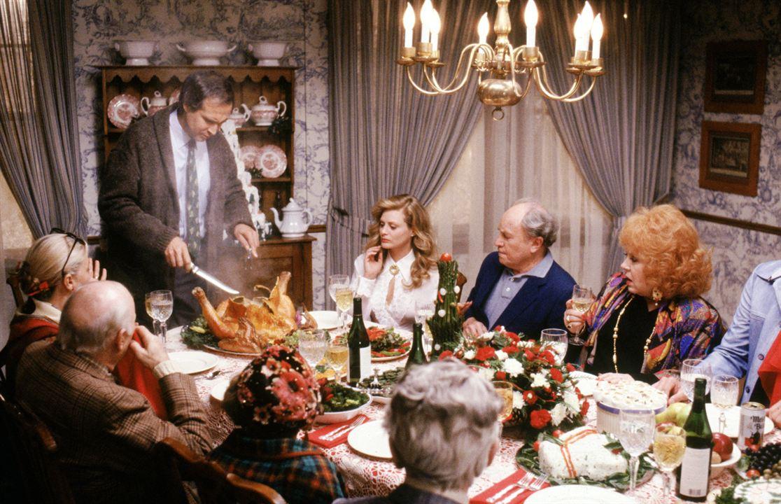 Férias Frustradas de Natal : Foto Beverly D'Angelo, Chevy Chase, Doris Roberts, E.G. Marshall